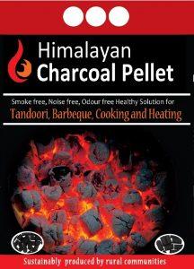 Himalayan Charcoal Pellet